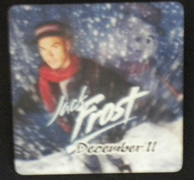Jack Frost Button
