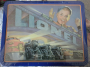 Lionel Train  Lunch Box