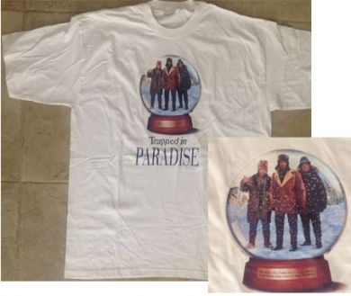 Trapped In Paradise Shirt